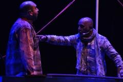Due uomini in barca - 2016