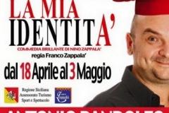 Ridatemi la mia identita - 2015 Teatro Zappalà