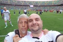 Partita beneficenca con Ficarra e Picone - 2015